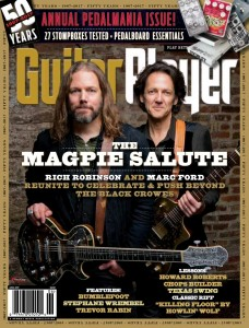 GUITAR PLAYER COVER _ JUNE _ MAGPIE SALUTE